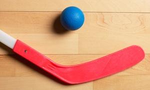 Tevere EUR: 10 lezioni di hockey su prato per bambini o adulti, zona EUR da Tevere EUR (sconto fino a 78%)