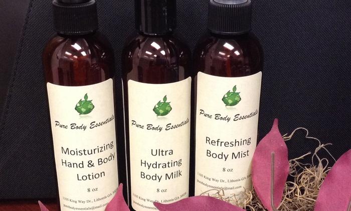 Pure Body Essentials - Atlanta: $13 for $23 Worth of Fragrances — Pure Body Essentials