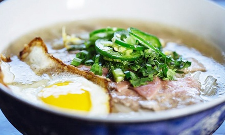 $10 for $20 Worth of Vietnamese Cuisine for Two or More at DaLat Restaurant & Bar - Plano