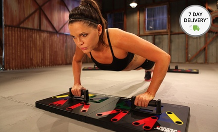 Power Press Push-Up Board. Free Returns.