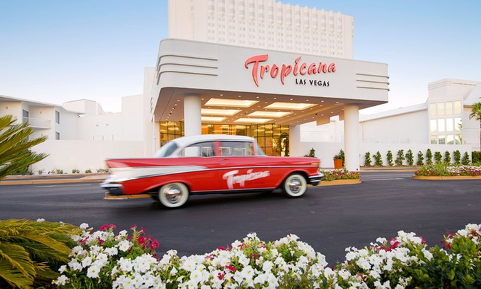 Tropicana hotel coupons