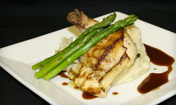Oscar's - Summerville: Steak-House Meal for Two or Four with Appetizers and Entrees at Oscar's (Up to 53% Off)