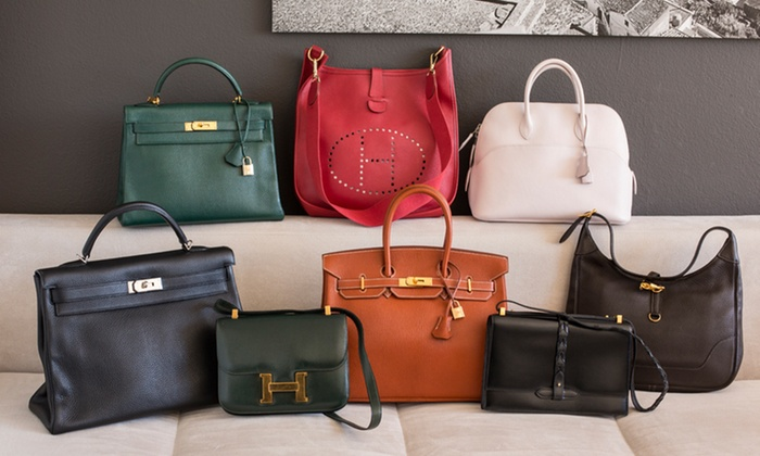 Hermés: Vintage Hermés Handbags. Multiple Styles Available from $2,990–$13,900.
