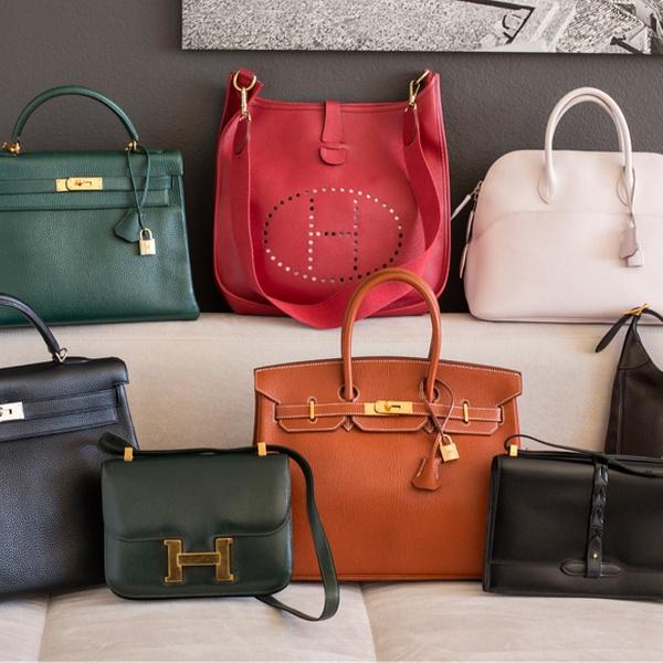 Vintage Hermés Handbags Groupon Goods