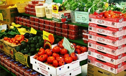 $20 Groupon to Honest Weight Food Co-Op - Honest Weight Food Co-Op in Albany