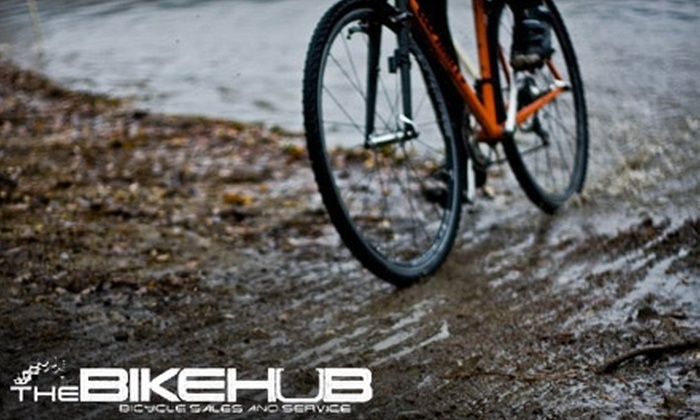 The Bike Hub - Spokane Valley: $35 for a Bike Tune-Up at The Bike Hub ($70 Value)