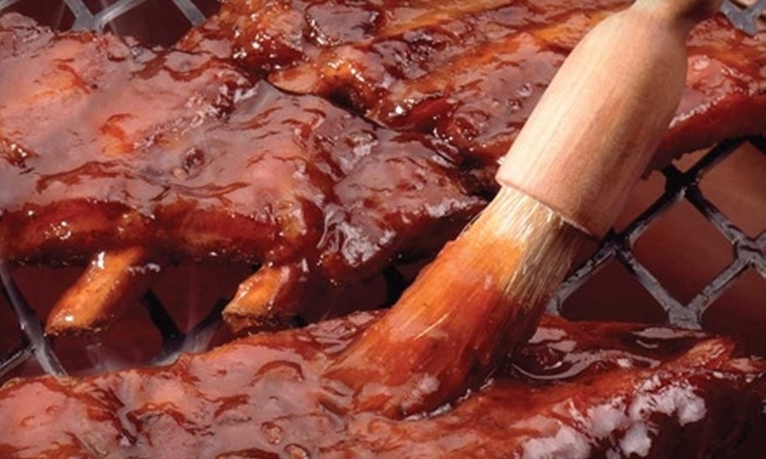 Red's Backwoods BBQ - Boca Raton: $10 for $20 Worth of Barbecue Fare at Red's Backwoods BBQ in Boca Raton