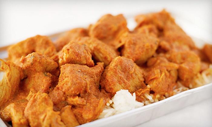 Swagath Indian Restaurant - Ashburn Farm: $15 for $30 Worth of Vegetarian Indian Cuisine at Swagath Indian Restaurant in Ashburn