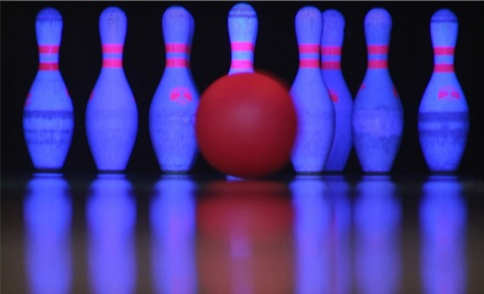 Galactic-Bowling Outing for 12  - Super Bowl in Appleton