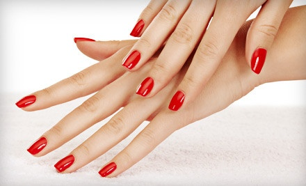 1 Shellac Manicure (a $30 value) - Beyond Hair Studio and Spa in Colorado Springs