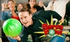 Half Off Bowling and Shoe Rental in Daly City