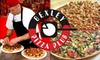 Bexley Pizza Plus - East Columbus: $15 for Two Medium Specialty Pizzas at Bexley Pizza Plus (Up to $36.90 Value)
