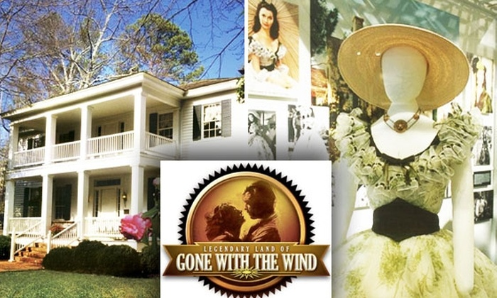 Road to Tara Museum and Historic Tours - Jonesboro: $12 Tickets to Peter Bonner's 'Gone with the Wind' Tour