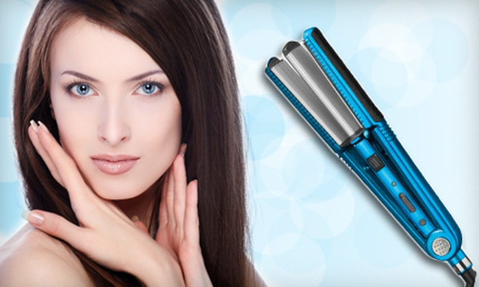 Infiniti by Conair from Shareports - Tallahassee: $27 for a Hair Straightener from Infiniti by Conair from Shareports ($45.99 Value)