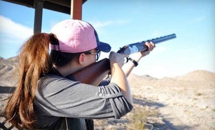 Desert Hills Shooting Club - Desert Hills Shooting Club in South Boulder City