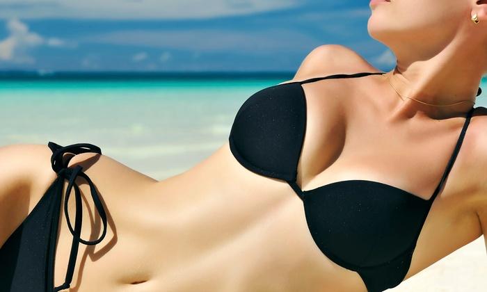 Image Nation Salons and Medspa - Allen: $21 for One Airbrush Tan at Image Nation Salons and Medspa ($55 Value)