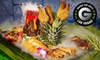 Kahunaville Island Restaurant - Las Vegas, NV: $26 for an Island-Themed Dinner for Two at Kahunaville Island Restaurant & Party Bar (Up to a $53.96 value)