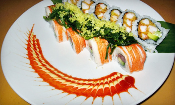 Sushi Katana - Millenia: $12 for $25 Worth of Sushi and Drinks at Sushi Katana