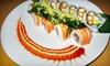 Sushi Katana - Millenia: $12 for $25 Worth of Sushi and Drinks at Sushi Katana