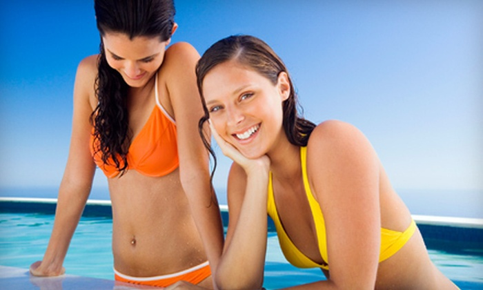 Waterloo Tan - East Chandler Rd Retail: $20 Worth of Tanning and Teeth Whitening