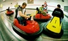 WhirlyBall - Roswell: $50 for 30 Minutes of WhirlyBall for Up to 20 Players ($101.65 Value)