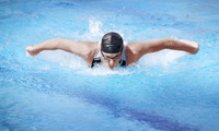 Eight Swimming Passes at Places for People Leisure, Choice of Six Locations (58% Off)