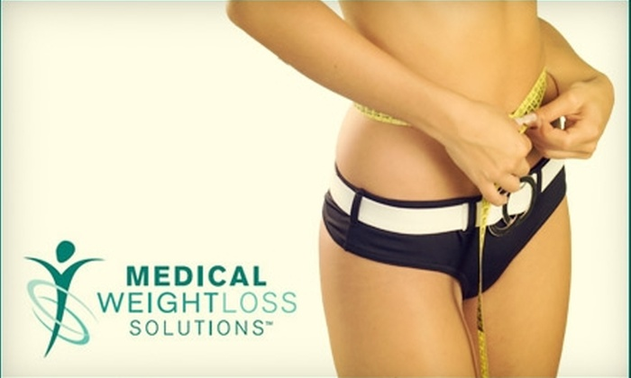 Medical Weight Loss Solutions - Huntsville: $79 for a Customized Weight-Loss Package and Four Lipotropic Injections at Medical Weight Loss Solutions