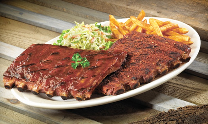 Red Hot & Blue - Multiple Locations: $12 for $25 Worth of Barbecue and Southern Fare at Red Hot & Blue. Six Locations Available.