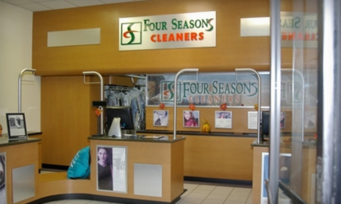 Four Seasons Cleaners - San Buenaventura (Ventura): $10 for $20 Worth of Dry Cleaning and More at Four Seasons Cleaners