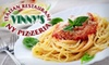 Vinny's Italian Restaurant - Golden Glades/The Woods: $10 for $20 Worth of Authentic Italian Cuisine and More at Vinny's