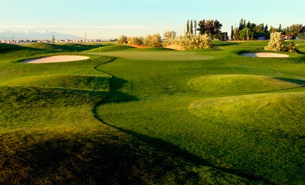 18 Holes of Golf and a Cart Rental for 2 Players  - Glen Eagle Golf Course in Syracuse