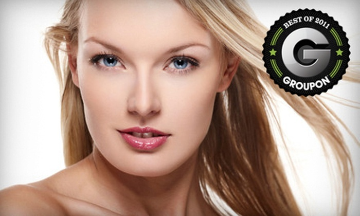 Dolce Vita - Shreveport: $99 for Haircut and Style, Customized Facial, and Swedish Massage at Dolce Vita (Up to $205 Value)