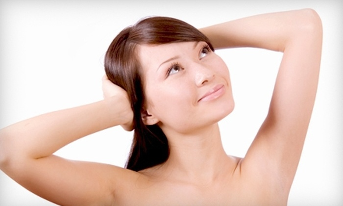 Alberta Aesthetics & Laser Centre - Edmonton: Laser Hair-Removal Treatments at Alberta Aesthetics & Laser Centre (Up to 88% Off). Four Options Available.