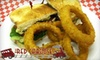Red Caboose Café  - Sanger: $8 for $16 Worth of Inventive American Dinner Fare or Box Car Pizza at the Red Caboose Café
