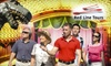Red Line Tours - Hollywood: $25 for the Hollywood Behind-the-Scenes Tour for Two from Red Line Tours in Hollywood ($49.90 Value)