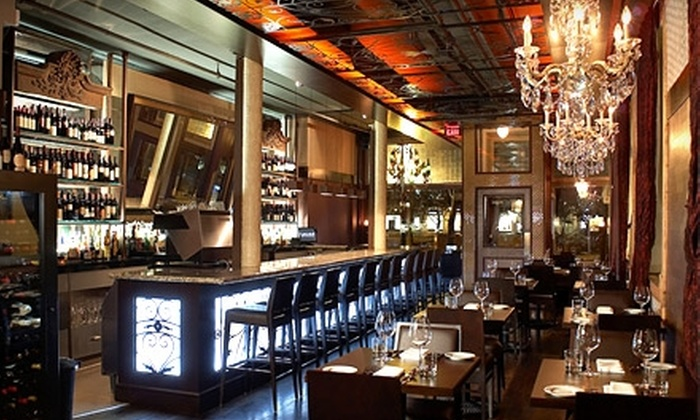 Lucien - Downtown Toronto: $30 for $60 Worth of Fine Dining at Lucien