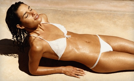 1-Month of Unlimited Tanning (a $70 value) - Untouchables Tanning in Calgary