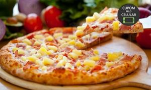 Restaurante Macunaíma: Macunaíma – Boa Viagem e Graças: rodízio de pizzas, massas, crepes + saladas + 2 bolas sorvete para 1 pessoa