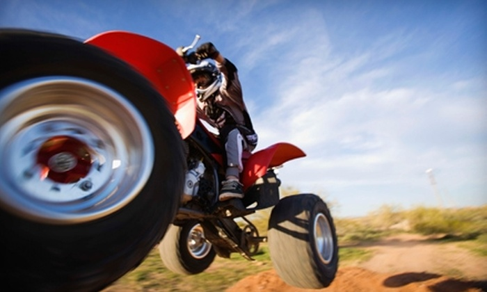 Beaumont Ranch - Grandview: $35 for a Two-Hour ATV Tour at Beaumont Ranch in Grandview ($75 Value).