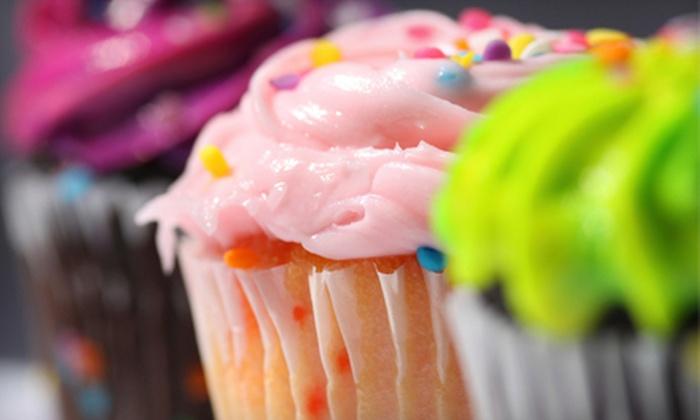 Bella Cakes, Inc. - Kiln Creek: Half Off Six or Twelve Cupcakes or Custom Cake Orders at Bella Cakes, Inc. in Newport News