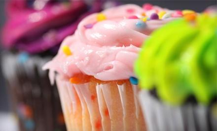 Half-Dozen Cupcakes (a $10 value) - Bella Cakes, Inc. in Newport News