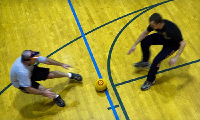 Dodgeball is Life - Ocean Beach: $30 for a Dodge Ball Spring League Registration from Dodgeball is Life (Up to $62 Value)