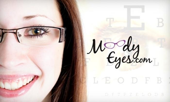 Moody Eyes - Perry: $29 for Comprehensive Eye Exam Plus 24% Off Eyewear At Moody Eyes ($58 Value)