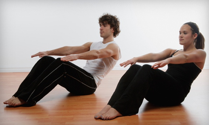 Glow Fitness Studio - Washington Junction,Bon Air: 5 or 10 Yoga, Pilates, or Fitness Classes at Glow Fitness Studio (Up to 71% Off)