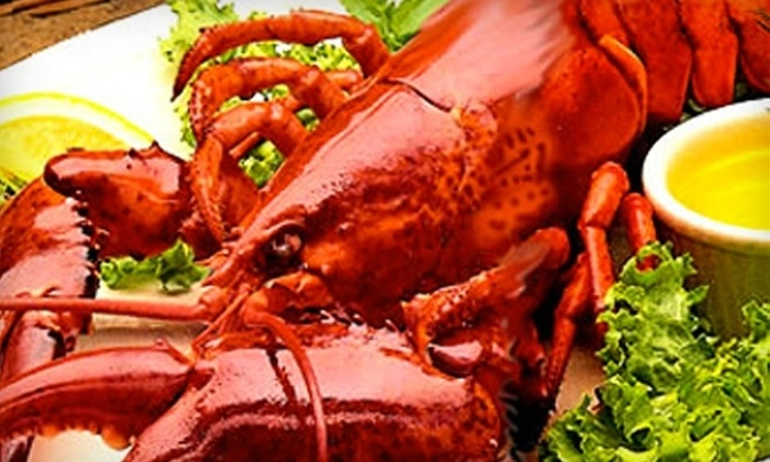 Copper Grill - Short Pump: $25 for $50 Worth of Upscale Fare and Drinks at Copper Grill Lobster & Steak House