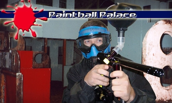 Paintball Palace - Western: $10 for a Two-Hour Basic Paintball Package at Paintball Palace ($20 value)