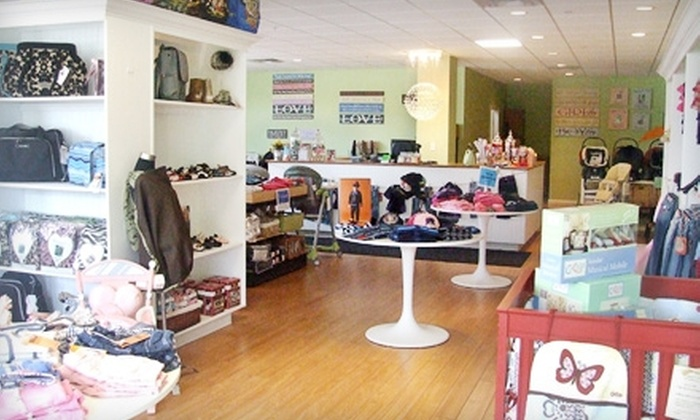 Stork Avenue Boutique - St. Albert: Children's Clothing and Decor at Stork Avenue Boutique in St. Albert