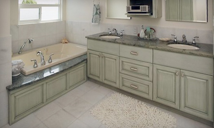 ctmgranite Design Center - Central Business District: $99 for $2,500 Toward a Complete Kitchen or Bathroom Remodel from ctmgranite Design Center