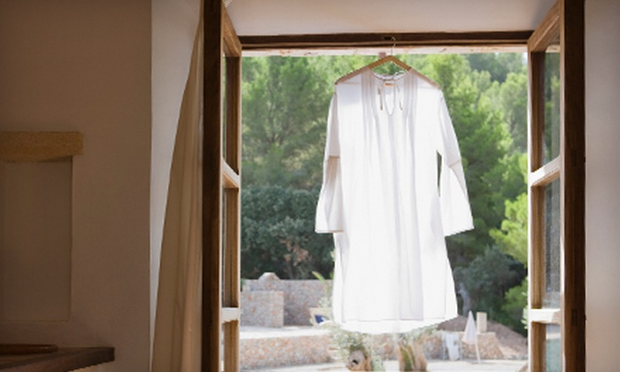 OneClick Cleaners - Midwood: $20 for $45 Worth of Dry-Cleaning Pickup and Delivery from OneClick Cleaners