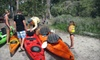 Sea Life Kayak Adventures - Siesta Key: Two-Hour Guided Kayak Tour for Two or Four from Sea Life Kayak Adventures in Holmes Beach (Up to 55% Off)